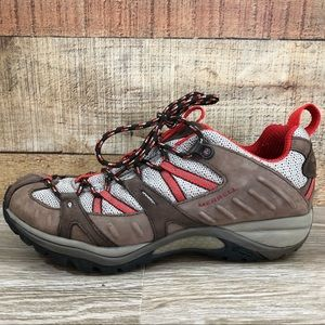 Merrell siren sport cocoa brown hiking shoe 8